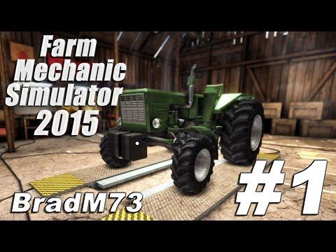 Farm Mechanic Simulator 2015 - Episode 1