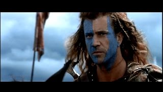 """Motivationsrede - Braveheart / William Wallace """"Wollt Ihr Kämpfen?"""""""