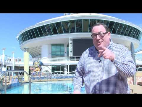 Royal Caribbean International - Navigator of the Seas with John Cooper