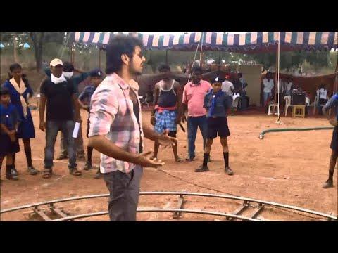 Making of Rayile Raa Song - Thirumanam Enum Nikkah