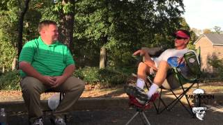Mind Open Disc Golf Interview with Tom Monroe
