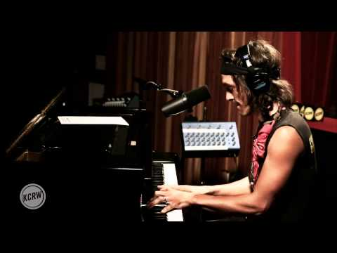 "Aaron Embry performing ""Raven's Song"" Live on KCRW"