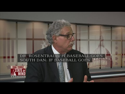 10/19: Sports policy expert underscores benefits of new PawSox stadium deal on State of Mind