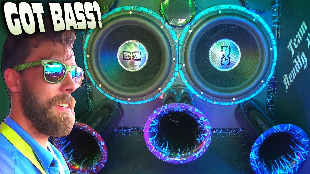 Inside 3 EXTREME Car Audio Systems w/ LOW TUNED Subwoofer Installs + 2 CRAZY Bandpass BASS DEMOS!!!