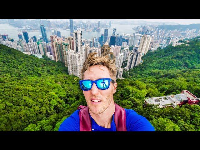 24 hodín v Hong Kongu