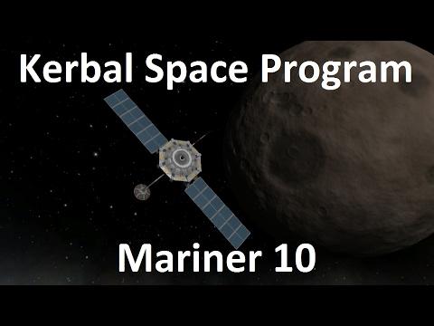 KSP - Mariner 10 - Pure Stock Replicas