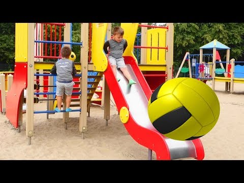 Playground Fun Play Place for Kids play centre ball playground with balls play room