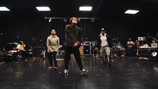 Bruno Mars FINESSE dance of the Grammy's