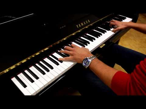 Yiruma - Kiss The Rain Piano Cover