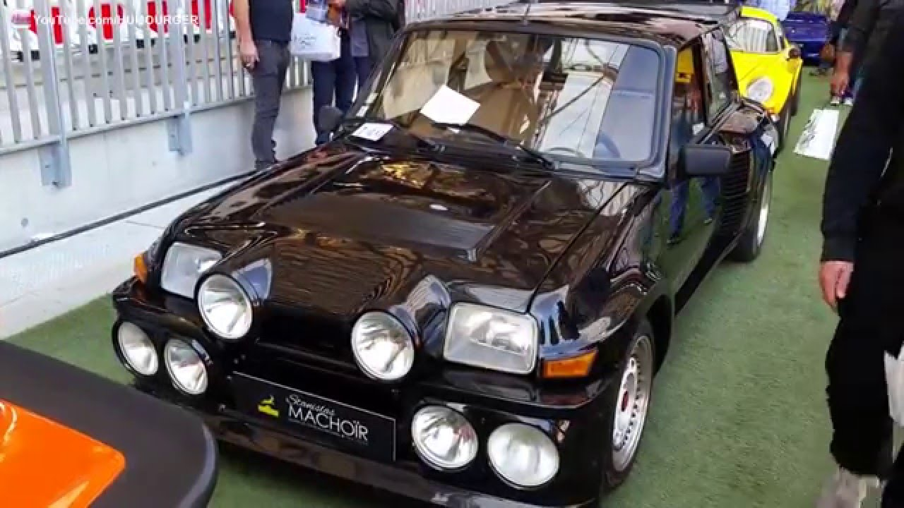 renault 5 turbo 2 youtube. Black Bedroom Furniture Sets. Home Design Ideas