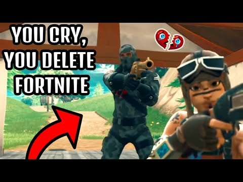 Saddest Moments in Fortnite #67 TRY NOT TO CRY SEASON 5