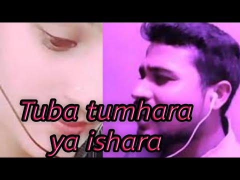 Toba tumhara ya ishara/chalta chalta// singer club//stermarket puplar singer