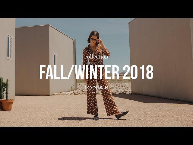 JONAK FALL/WINTER 2018