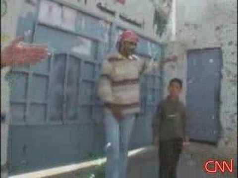 Baghdad violence eases