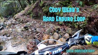 Cody Webb's Hard Enduro Loop