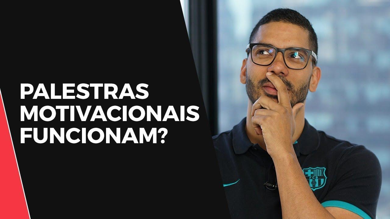 Palestras Motivacionais Funcionam Uma Experiência Com Tony Robbins No Brasil