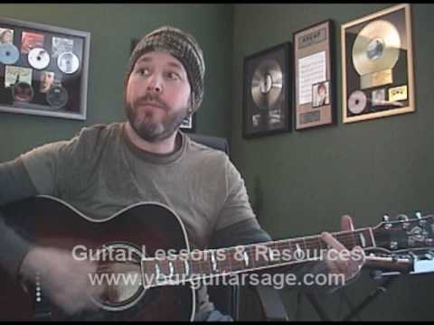 Guitar Lessons - Island in the Sun, by Weezer chords cover Beginners Acoustic songs