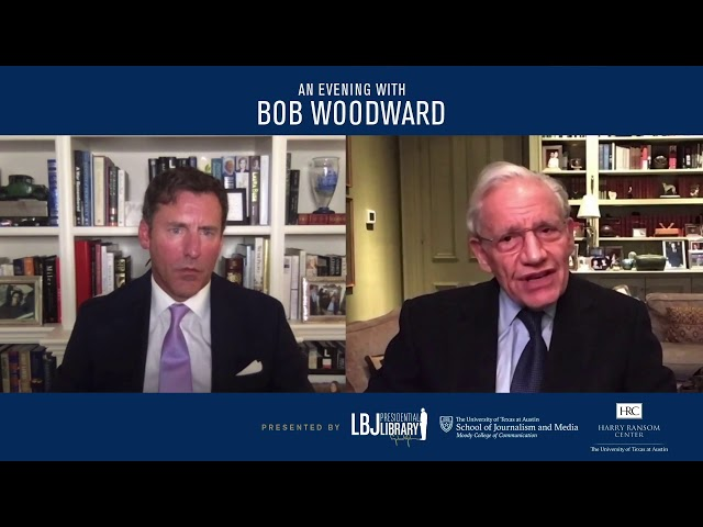 BOB WOODWARD: Rage - Woodward's Final Conclusion