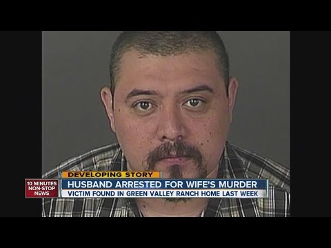 Green Valley Ranch man accused in wife