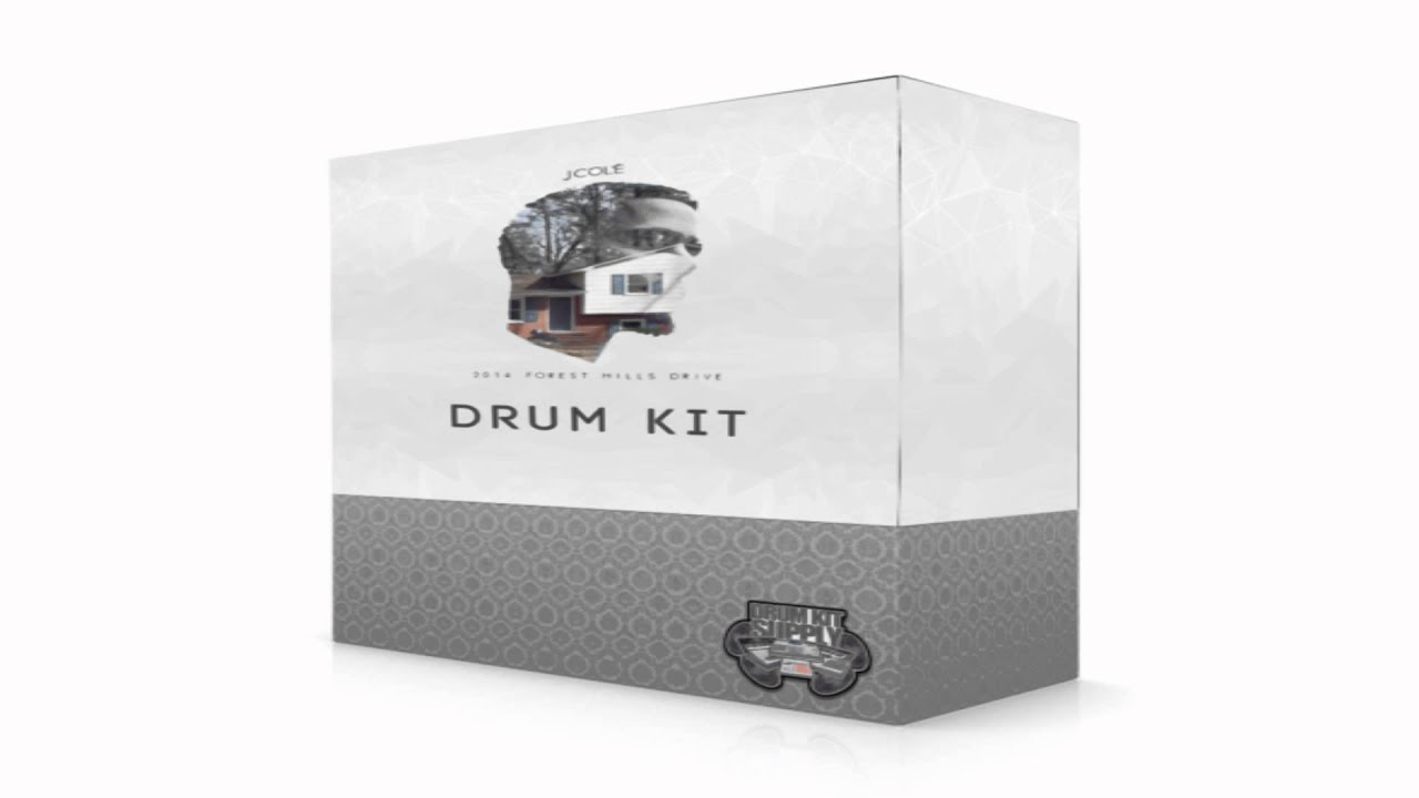 J COLE Hill Forest Drum Kit FREE DOWNLOAD - YouTube