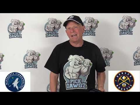 Denver Nuggets vs Minnesota Timberwolves 12/20/19 Free NBA Pick and Prediction NBA Betting Tips