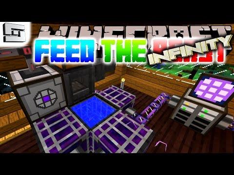 Minecraft FTB Infinity - STUPID PUDDLE MK1!!! ( Hermitcraft Feed The Beast E12 )