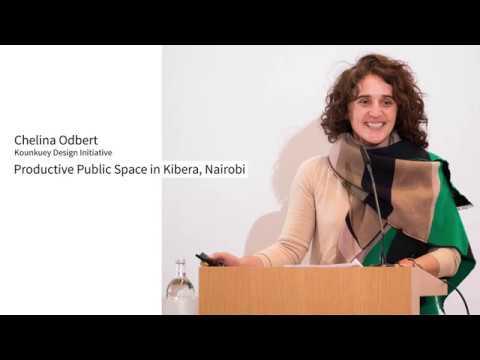 Odbert_Productive Public Space in Kibera, Nairobi
