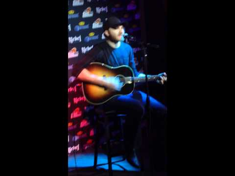 Eric Paslay- Even If It Breaks Your Heart (acoustic)