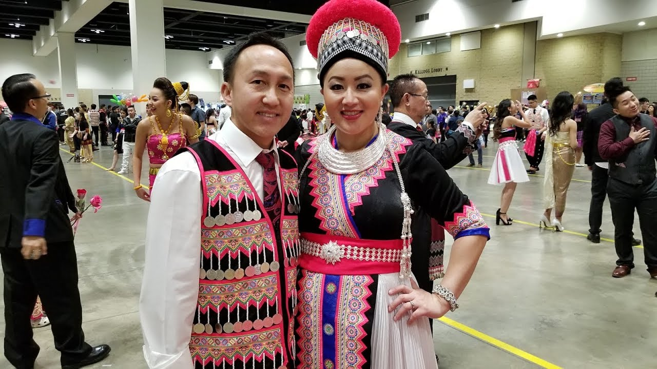 Merced Hmong New Year 2015-2016: Pageant - Crowning Miss ... |Hmong New Year