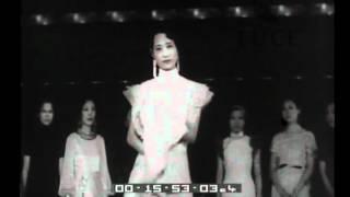 Shanghai (Cina) Come si orienta la moda cinese per il 1934.