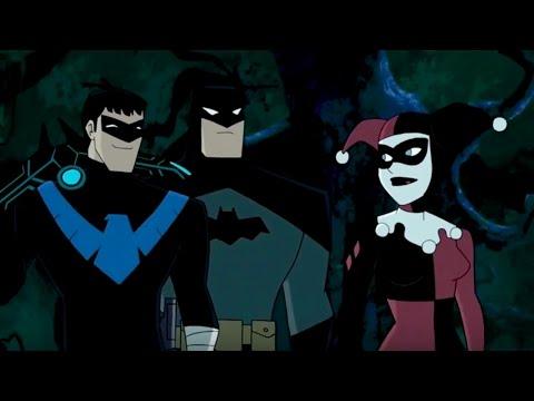 Batman & Harley Quinn Trailer REACTION!