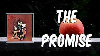 The Promise (Lyrics) - Celeste