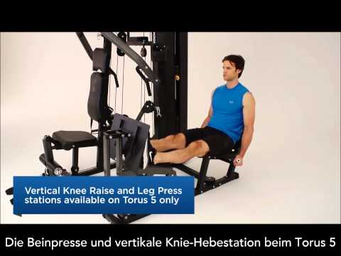 "Video: Horizon Fitness® Multi-Station ""Torus 5"""