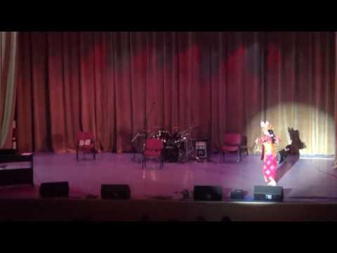 saori san Тайский танец