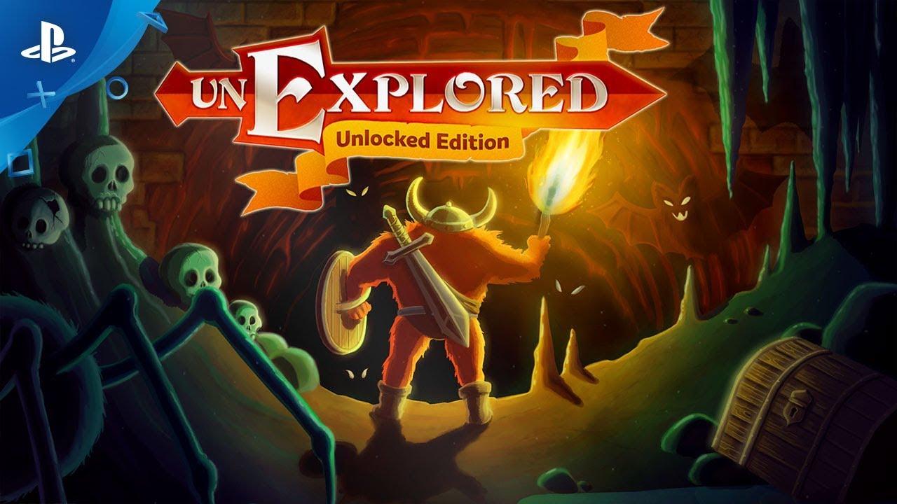 Unexplored - Announcement Trailer | PS4