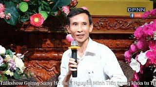 Talkshow Gương Sáng -Cư sĩ Nguyễn Minh Tiến
