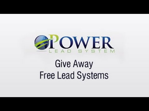 Free Lead System, How To Upgrade To Power Lead System