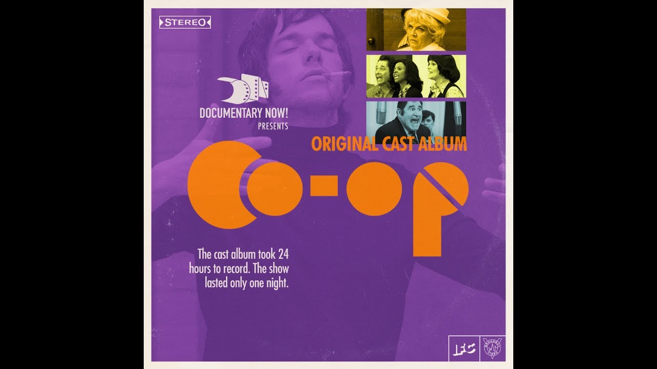New Soundtrack: 'Co-Op' (Original Cast Album) From EMMY