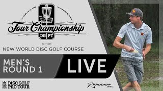 2018 Disc Golf Pro Tour Championship - MPO Round One