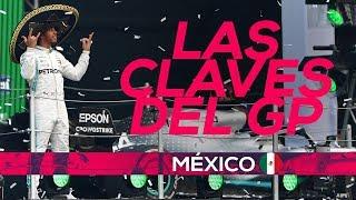 Mercedes, los más listos en estrategia |Resumen GP México F1 2019