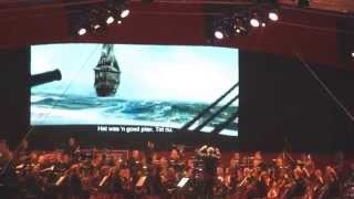 Pirates Of The Caribbean In Concert Sail Amsterdam Barbossa Is Hungry Het Gelders Orkest Live