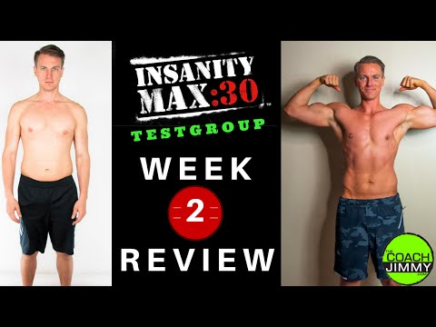 Insanity Max 30 Review - Week 2 Test Group Confession