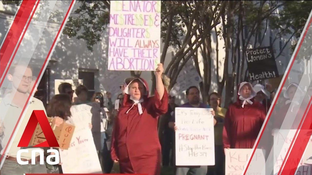 Alabama Senate approves ban on abortions