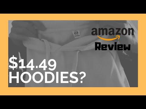 $14.49 Hoodies - Amazon Review