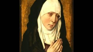 Ann Hallenberg - Il pianto di Maria - Misteria Paschalia 2013