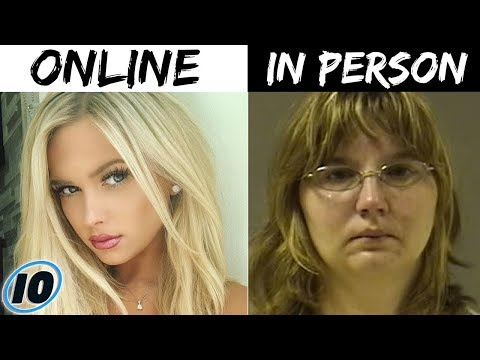 Top 10 Celebrities That Were Catfished