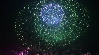 Pyronale 2018 Team Holland + Finale I Uncut I Heron Fireworks