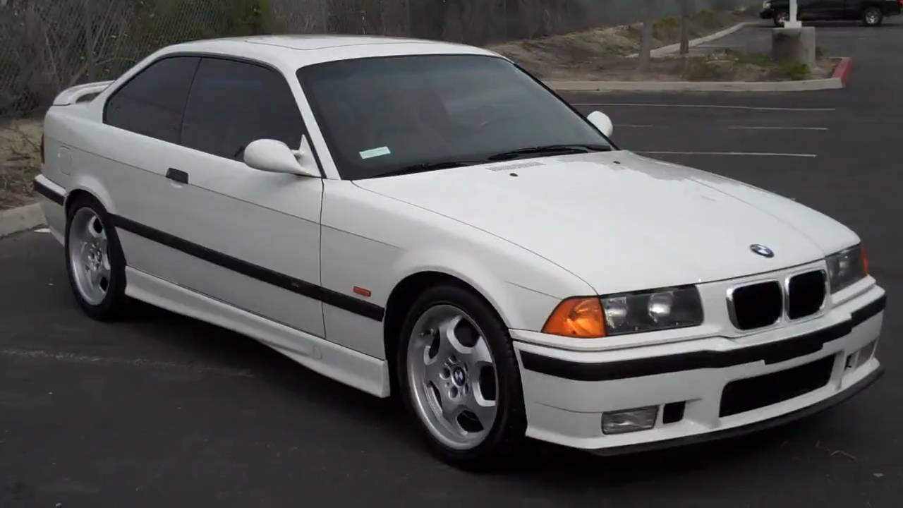 Paint Correction on this classic 1999 BMW E36 M3 by Innovative ...