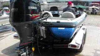 BOAT BOYS Yamaha VF250 SHO VMAX 4-Stroke SOUND CHECK! on 2010 Skeeter ZX250 Bass Boat