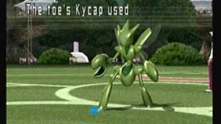 Pokemon Battle Revolution Wii Wi-Fi Battle #4